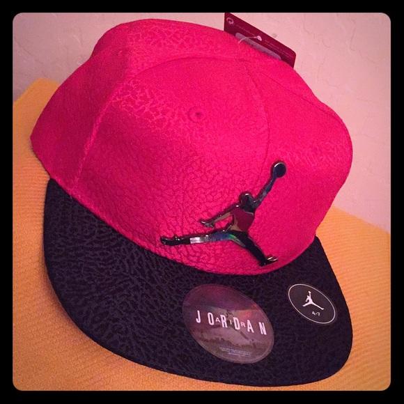 fcbffd60887491 Jordan Kids SnapBack Cap🏀